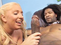 Jaelyn Fox Interracial Sex - Watching My Daughter Goes Black