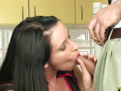 MILF Fucked In The Ass By Her Dentist