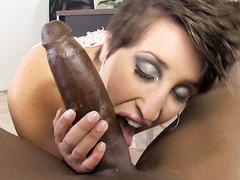 Nicole Nowak Craves Big Black Cock