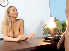 Julia Ann Wants to Fuck Her Patient's BBC
