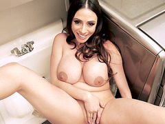 Ariella Ferrera takes care of stepsons sexual needs!