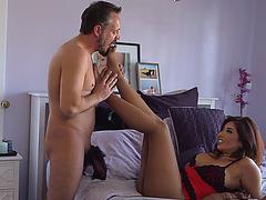 Natsuki Hasegawa nude masturbation xxx porn show