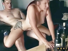 Horny Tattoed Slut Wants To Fuck And Cum