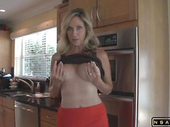 Suck and Fuck Roleplay With A Hot Blonde Milf