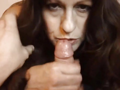 Mature Cougar Fucked By A Horny Dude