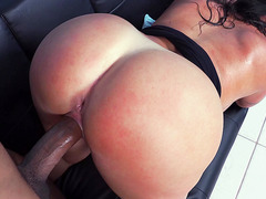 Round ass Sexy latina Fucked To Oblivion
