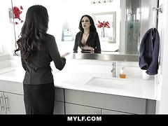 MYLF - Big Boobs Milf Gets Fucked Hardcore And Creampied