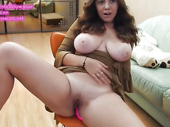 Busty Chubby Teen Masturbating For Xhamster