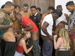 Haley Reed And Her Mom Kiki Daire Make Cum 12 Black Men