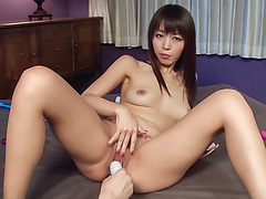 Marika makes wonders with her very tight pussy - More at javhd.net