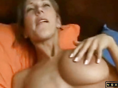 ANAL sex with a pretty hot milf
