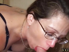 Horny sex clip MILF amateur craziest pretty one