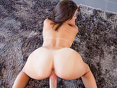 Busty Shae Summers enjoys passionate sex
