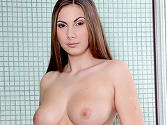 Busty babe Connie Carter erotic fuck