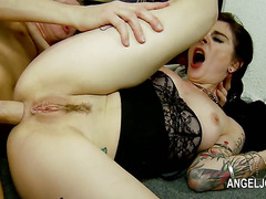 Tight vagina of punk joanna angel