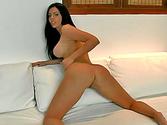 Busty Vikki fucked by the fake producer