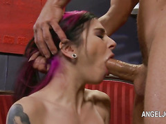 Joanna Angel have luxury tight cunt