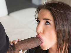 Giselle Leon dates a black guy with BBC