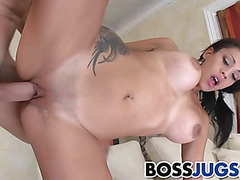 Jamie Valentine fucks with her employee