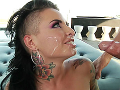 Sexy Christy Mack enjoys Eriks cock