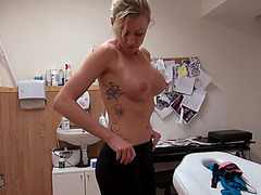 Busty Victoria Waigel fucked for money