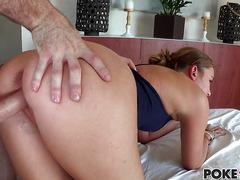 PAWG Charli Maverick gets fucked by big cock