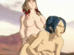 Horny anime shemale hot penetrated and fucked
