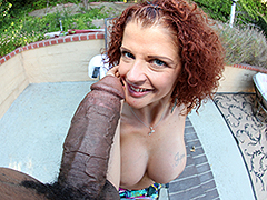 Joslyn James gets pounded