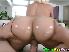 Huge ass Anikka Albrite fucked real hard