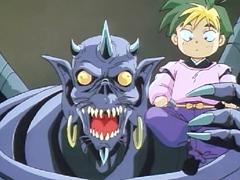 Japanese monster hentai