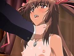 Rough hentai sex