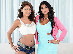 The Blow Show with Bianka and Sarai