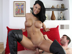 Bad puppy Peta Jensen gets fucked