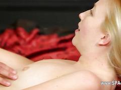 Secret masturbation and copulating in special tricky spa