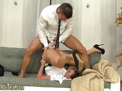 Glam clothed ho pissed on
