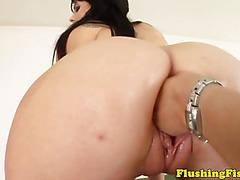 Liz fisting fetish pro fists latina slut Janet Joy