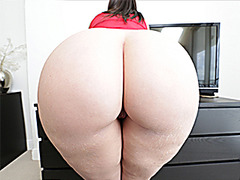 Big white ass Virgo Peridot