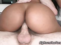 Big ass latina slammed