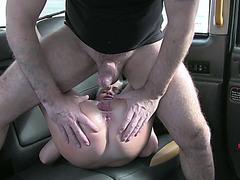 Cindy a busty slut gets her pussy rammed the hardest