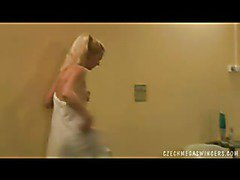 AMAZING AMATEUR ORGY AT CZECH SWINGERS PARTY