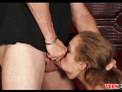 Teen Punished by her Dungeon Master