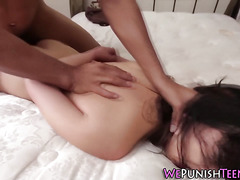 Tied asian gulps for rent